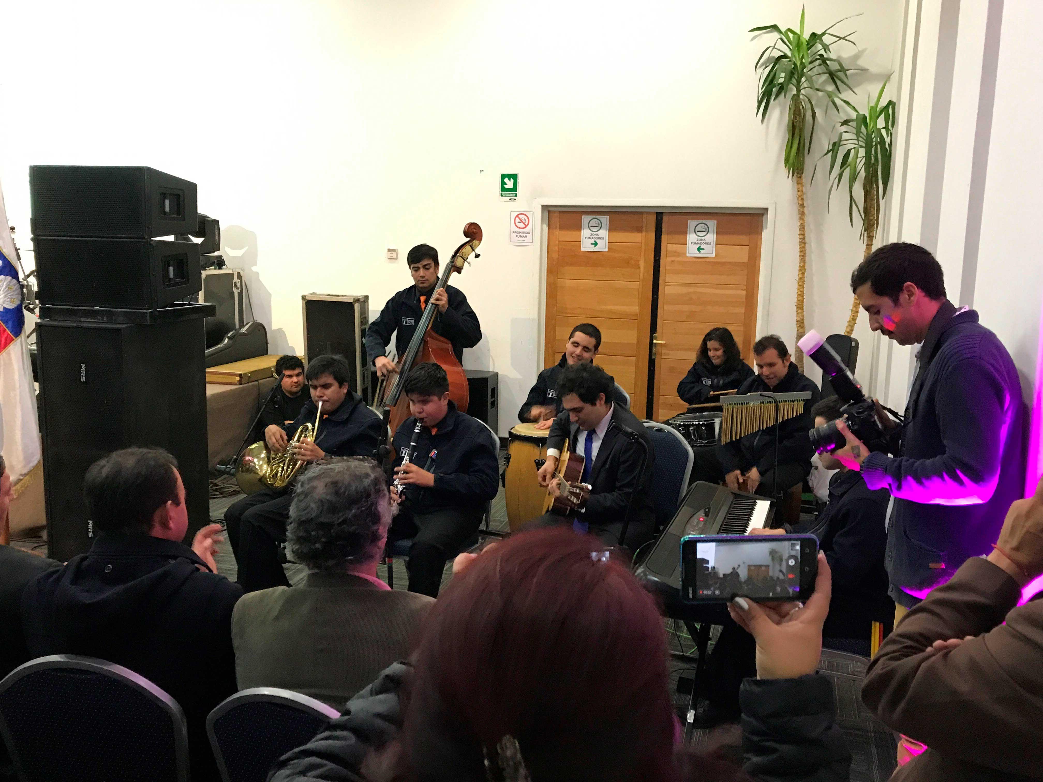 orquesta Quillota 2