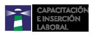 Capacitación e inclusión laboral logo